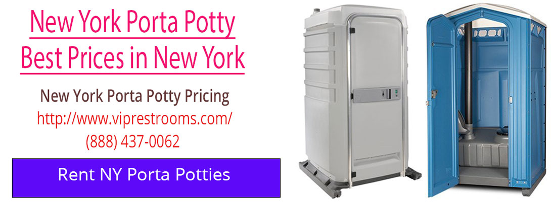 Porta Potty Prices New York