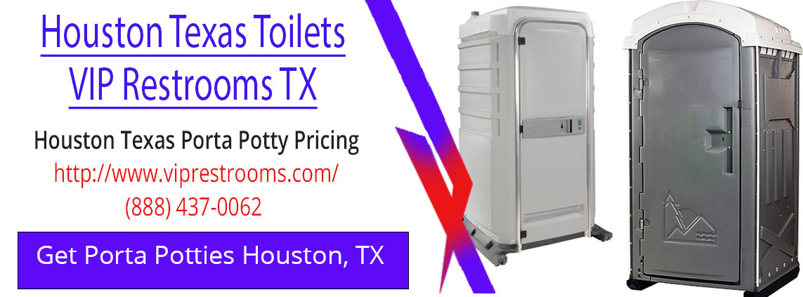 Houston TX Porta Potty Pricing