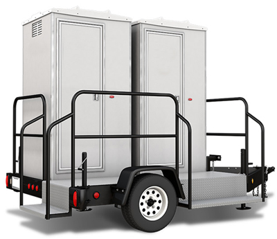 Portable Restroom Trailer Leasing
